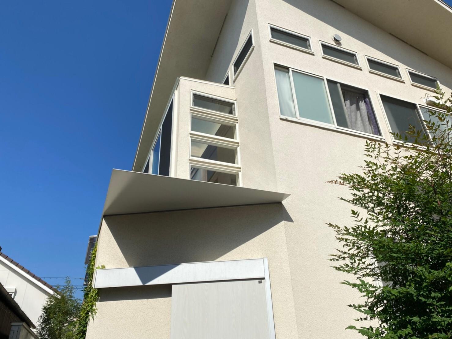 伊丹市瑞原 外壁・屋根塗装工事