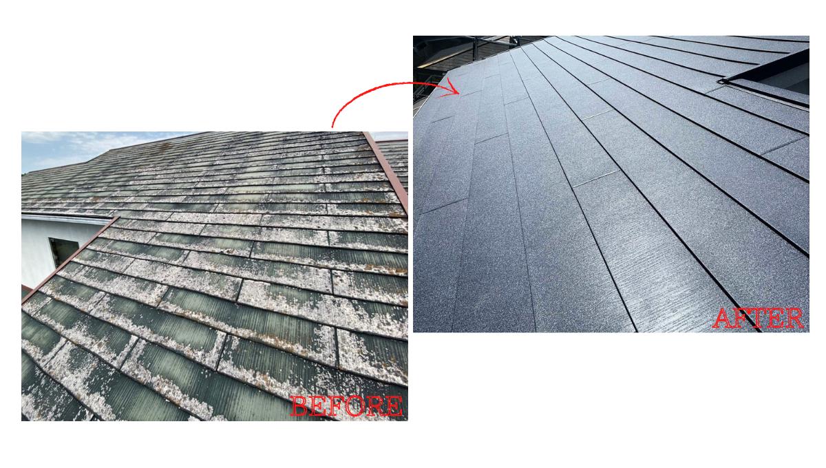 屋根重葺き工事